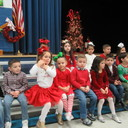 Pre-k4 Christmas Show photo album thumbnail 1