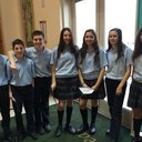 NJHS First Friday Mass photo album thumbnail 3